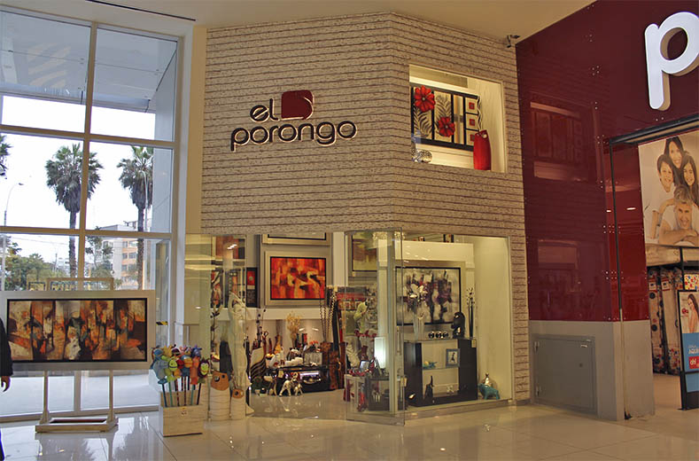 EL PORONGO - CC REAL PLAZA SALAVERRY